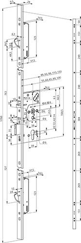 zamek-listwowy-drzwi-drewniane-metalowe-schemat